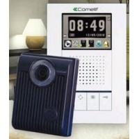 HFX-700R - Comelit Color Video Intercom Kit with Memory and Digital PTZ