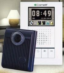 Quality HFX-700R - Comelit Color Video Intercom Kit with Memory and Digital PTZ for sale