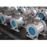 Buy cheap 1-PC Body Cast Steel Steam Jacketed Floating Ball Valves from wholesalers