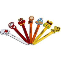 Buy cheap Pen Cartoon pen, pen with PVC decoration from wholesalers