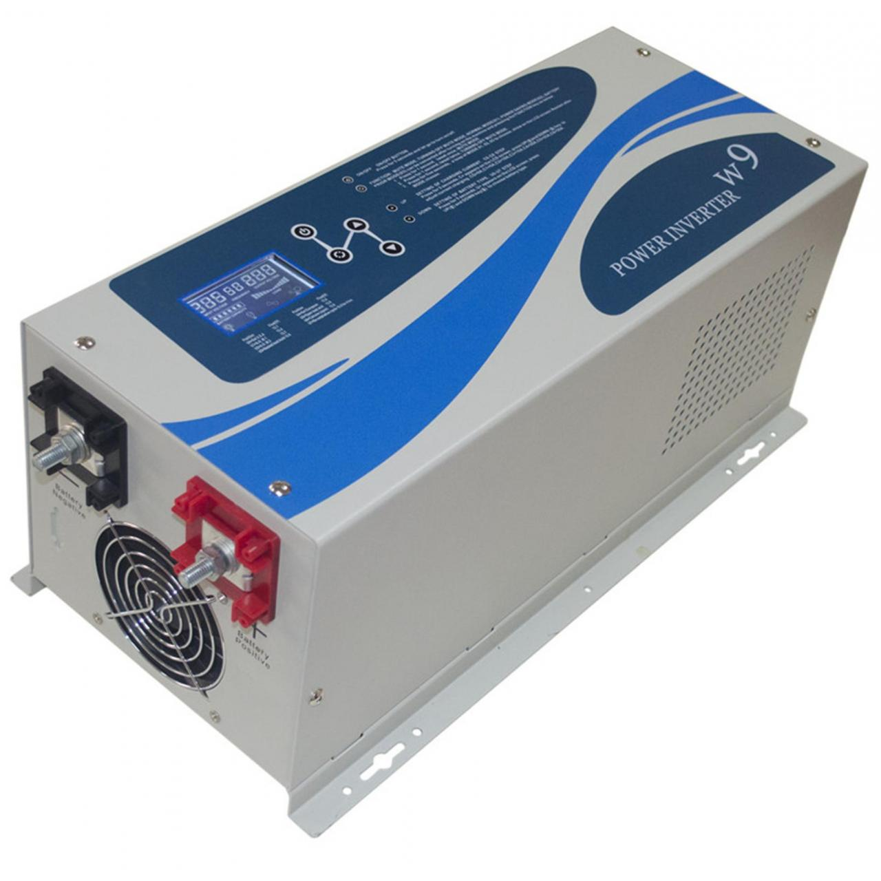 Buy cheap 30kw off grid solar inverter Factory Directed home use green energy from wholesalers