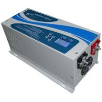 Buy cheap 24V3000W Wall mounted inverter for home use low frequency DC to 110V,50/60HZ output from wholesalers