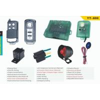 Car Security System YT-800 Manufactures