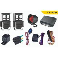 Car Security System YT-600 Manufactures