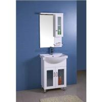 Buy cheap bathroom mirrored cabinets with lights MP-2036 from wholesalers