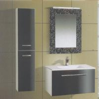 Buy cheap wall mounted vanity cabinets for bathrooms with low price from wholesalers