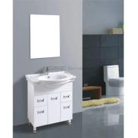 Buy cheap bathroom cabinets white MP-2006 from wholesalers