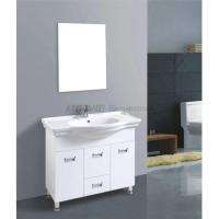 Buy cheap 36 inch white bathroom vanity MP-2007 from wholesalers
