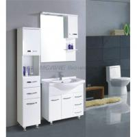 Buy cheap cheap tall bathroom cabinets MP-2017 from wholesalers