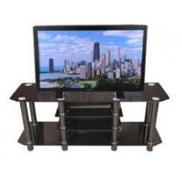 "60"" Dynasty All Black Large Glass Stand Manufactures"