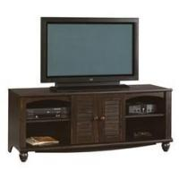 Antiqued Paint Finish Entertainment Credenza Manufactures