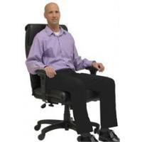Buy cheap Ergonomic Chairs 400 lbs. Capacity Office Conference Chair w/Extra Wide 23-1/2