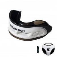 Protective Mouth Guards 3XS Adult White/Black - Strap included Manufactures