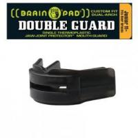 Buy cheap Protective Mouth Guards DOUBLE GUARD Black - Non-strap - Junior from wholesalers