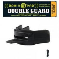 Buy cheap Protective Mouth Guards DOUBLE GUARD Black - Strap Included - Junior from wholesalers