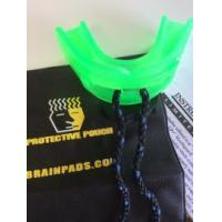 Protective Mouth Guards Brain-Pad mouth guard-Youth-Neon green Manufactures