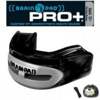 Protective Mouth Guards PRO+ Black/Gray - Adult Size - 12 & Up Manufactures