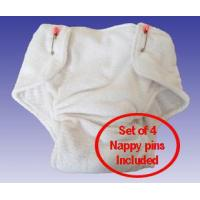 Buy cheap Pin Up Style Contour Terry Towelling Diaper - LargerSizes from wholesalers