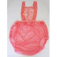Pink Bib Front Romper With Yellow Teddies - Code PTBFR - 1 Manufactures