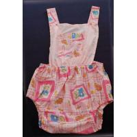 Pink Lolly Bear Romper - Code R4B Manufactures