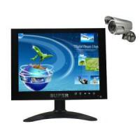 "8"" Plastic Housing CCTV LCD monitor Manufactures"