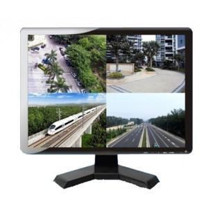 "Quality 19"" Plastic Housing CCTV LCD Monitor for sale"