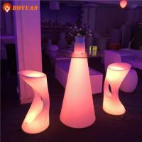 LED Table Club led chair furniture/home coffee table ktv club table Manufactures