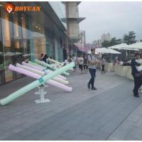 LED Seesaw Outdoor IP65 Waterproof Rgb 16 Colors Changing Led seesaw with light Manufactures