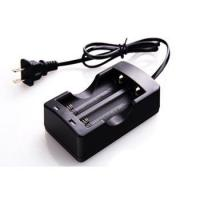 HZM US EU UK Plug 2 bays Plug In Battery Charger For 2 Pcs 18650 Li Ion Battery Manufactures
