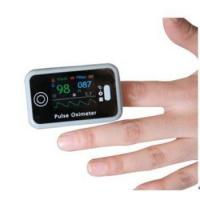 Buy cheap Pulse Oximeter Blood Oxygen Monitor TFT Screen CMS50H from wholesalers
