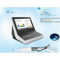 Dental Endo Motor Endodontic Treatment With LED Light And Apex Locator Funtion Manufactures