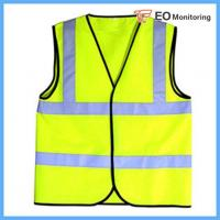 Buy cheap Reflective Safety Vest with Stripe from wholesalers
