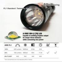 Buy cheap Rechargeable Security Flashlight from wholesalers
