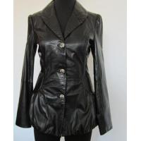 fashion leather coat for ladies Manufactures
