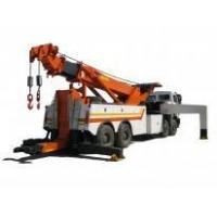 Buy cheap Continuous Motion Recovery Rotation Rescue Truck from wholesalers