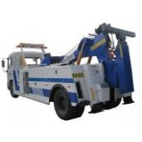 Buy cheap 16Ton Integrated Wrecker Body for MACK Truck Chassis from wholesalers