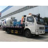 Buy cheap Top Quality ISUZU L/RHD Flat Bed Wrecker from wholesalers