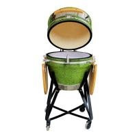 Buy cheap Outdoor Patio Furniture Charcoal BBQ Kamado Style Cookers from wholesalers