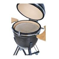 Buy cheap 21 Inches Ceramic Barbecue Grills With Cast Iron Stand from wholesalers