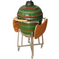 Buy cheap Circle Pattern 21 Inch Kamado BBQ Grill from wholesalers