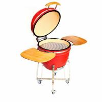 23.5 Inches Orange Big Egg Charcoal Grills Manufactures