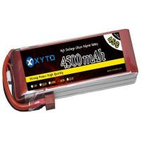 Batteries 14.8V 45C 4500mah RC Battery Manufactures