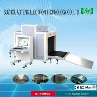 Large Channel Luggage X-ray Scanner Machines Manufactures