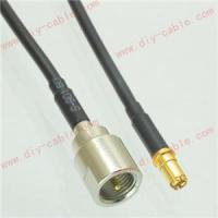 Buy cheap TS9 male straight to FME male plug RG174 cable jumper pigtail 15cm 3G modem from wholesalers