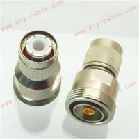 HN male plug center to 7/16 DIN female jack RF coaxial test adapter connector Manufactures