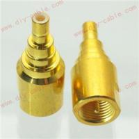 FME male plug to SMB male plug gold plated RF adapter connector Manufactures