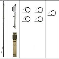 Buy cheap 10-160 Meter Alpha Antenna complete base system from wholesalers