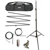 6-80M Complete Multiband 500W portable antenna