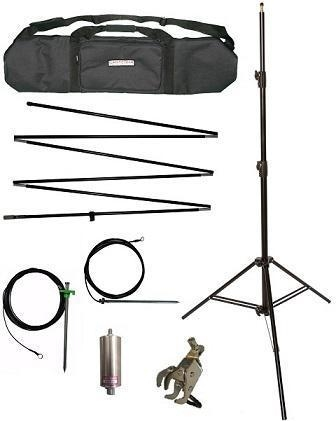 Quality 6-80M Complete Multiband 500W portable antenna for sale