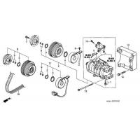 Buy cheap Belt, Compressor (Mitsubishi) from wholesalers